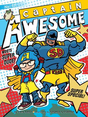 Image for 17 Captain Awesome Meets Super Dude!
