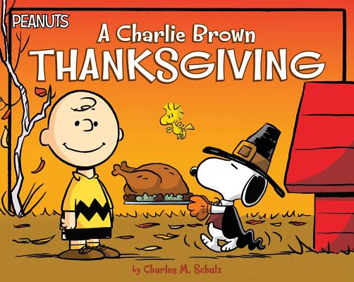Image for CHARLIE BROWN THANKSGIVING (PEANUTS)