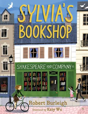 Image for SYLVIA'S BOOKSHOP THE STORY OF PARIS'S BELOVED BOOKSTORE AND ITS FOUNDER