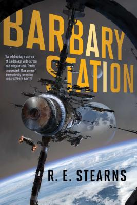 Image for Barbary Station (Shieldrunner Pirates)