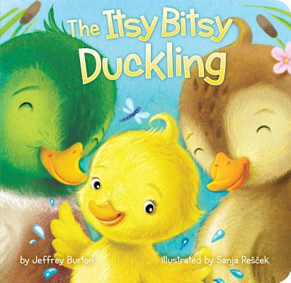 Image for The Itsy Bitsy Duckling