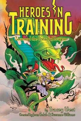 Image for Zeus and the Dreadful Dragon (Heroes in Training)