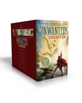Image for The Unwanteds Collection: The Unwanteds; Island of Silence; Island of Fire; Island of Legends; Island of Shipwrecks; Island of Graves; Island of Dragons