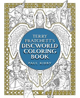 Image for Terry Pratchett's Discworld Coloring Book