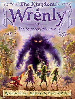 The Sorcerer's Shadow (The Kingdom of Wrenly), Jordan Quinn