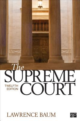 Image for The Supreme Court; Twelfth Edition