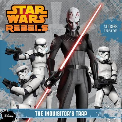 Image for Star Wars Rebels: The Inquisitor's Trap