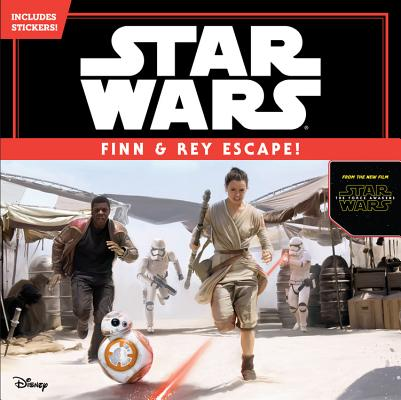 Image for Finn And Rey Escape