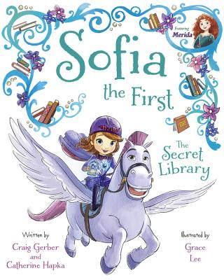 Image for Sofia the First The Secret Library