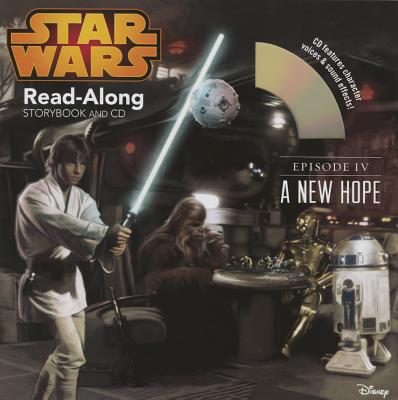 Image for Star Wars: A New Hope Read-Along Storybook and CD