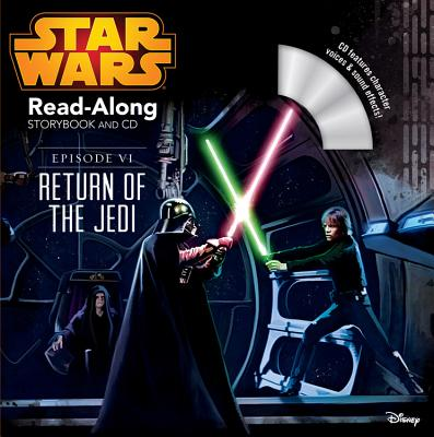 Image for Star Wars: Return of the Jedi Read-Along Storybook and CD