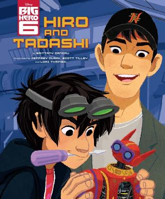 Image for Hiro and Tadashi (Big Hero 6)