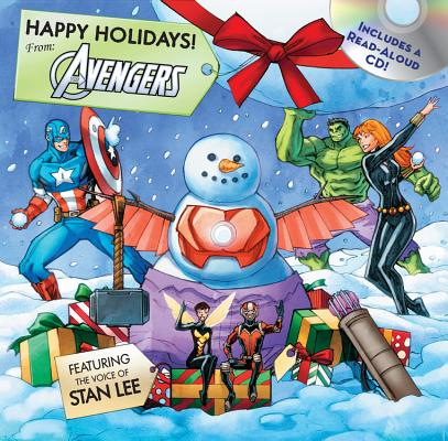 Image for Happy Holidays! From the Avengers: Featuring the voice of Stan Lee! (w/ CD)