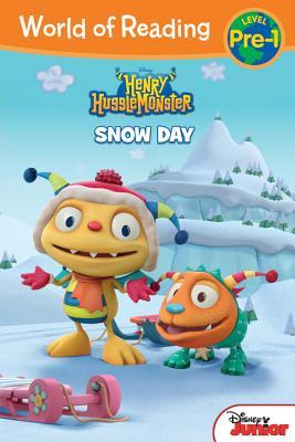 Image for World of Reading: Henry Hugglemonster Snow Day: Level Pre-1 (World of Reading. Level Pre-1)