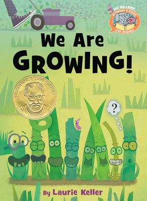 Image for WE ARE GROWING! (MO WILLEMS' ELEPHANT & PIGGIE LIKE READING!)