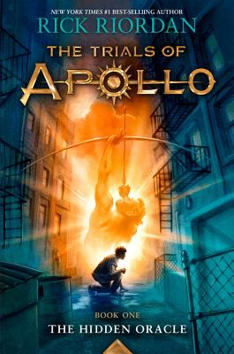 Image for The Trials of Apollo Book One The Hidden Oracle