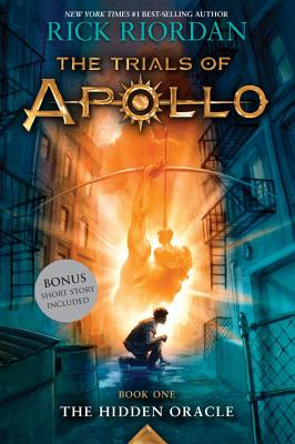 Image for Trials of Apollo, The Book One The Hidden Oracle