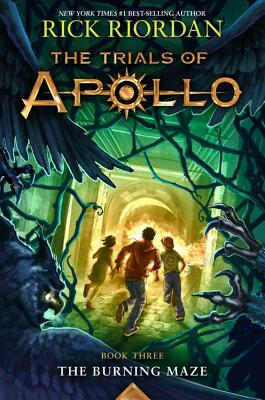 Image for 3 The Burning Maze (The Trials of Apollo)