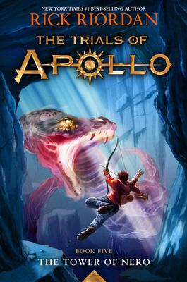 Image for The Tower of Nero (Trials of Apollo, The Book Five) (Trials of Apollo, 5)