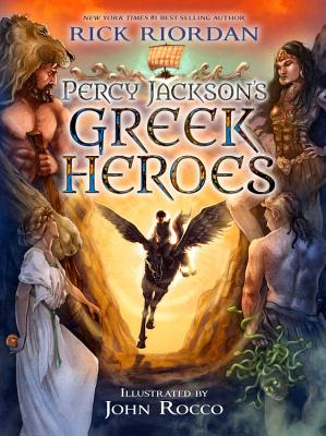 Image for Percy Jackson's Greek Heroes