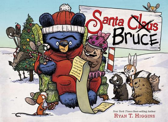 Image for Santa Bruce (A Mother Bruce book) (Mother Bruce Series (4))