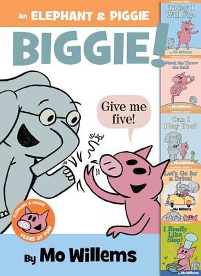 Image for An Elephant & Piggie Biggie! (An Elephant and Piggie Book)