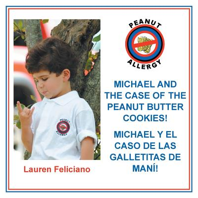 Image for MICHAEL AND THE CASE OF THE PEANUT BUTTER COOKIES!