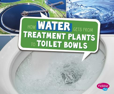How Water Gets from Treatment Plants to Toilet Bowls (Here to There), Peterson, Megan Cooley