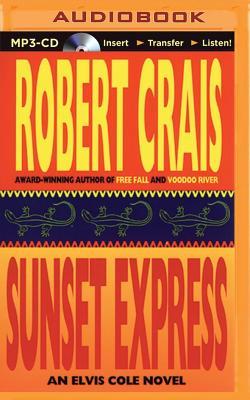 Image for Sunset Express (Elvis Cole/Joe Pike Series)