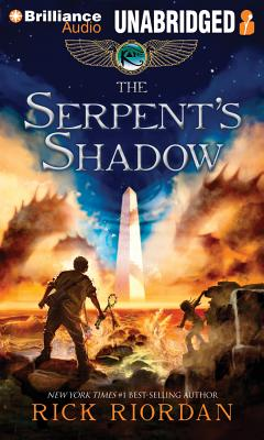 Image for The Serpent's Shadow (Kane Chronicles)
