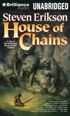 Image for House of Chains (Malazan Book of the Fallen Series)