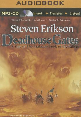 Image for Deadhouse Gates (Malazan Book of the Fallen Series)