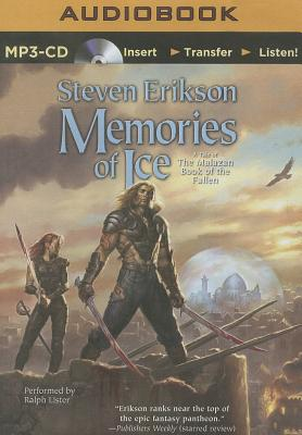 Image for Memories of Ice (Malazan Book of the Fallen Series)
