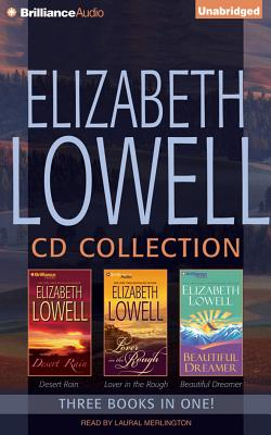 Image for Elizabeth Lowell CD Collection 1: Desert Rain, Lover in the Rough, Beautiful Dreamer