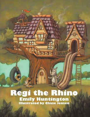 Regi the Rhino, Huntington, Emily