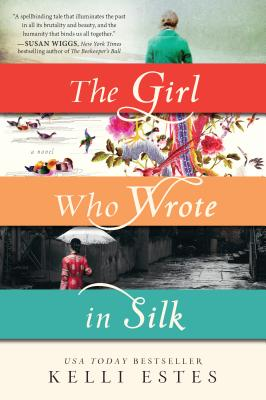 Image for Girl Who Wrote in Silk