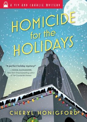Homicide for the Holidays (Viv and Charlie Mystery), Honigford, Cheryl