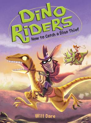 Image for How to Catch a Dino Thief (Dino Riders)