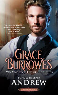 Andrew: Lord of Despair (The Lonely Lords), Grace Burrowes