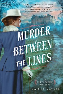Image for Murder between the Lines (Kitty Weeks Mystery)