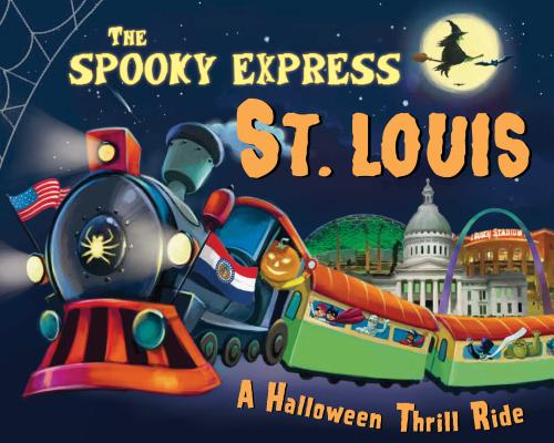 Image for The Spooky Express St. Louis: A Halloween Thrill Ride