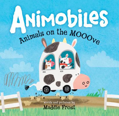 Image for Animobiles: Animals on the Mooove