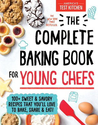 Image for Complete Baking Book for Young Chefs