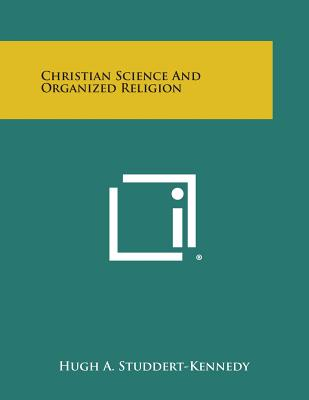 Image for Christian Science and Organized Religion