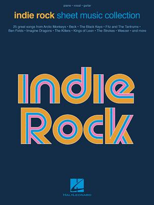 Image for Indie Rock Sheet Music Collection