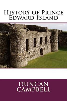 Image for History of Prince Edward Island