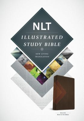 Image for NLT Illustrated Study Bible Deluxe Brown & Tan