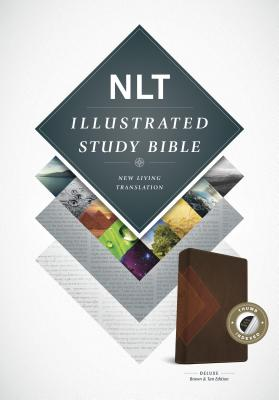 Image for Illustrated Study Bible NLT, TuTone