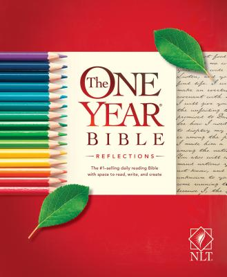 Image for One Year Bible Reflections NLT SC