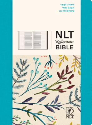Image for NLT Reflections Bible: The Bible for Journaling (Reflections: Full Size)